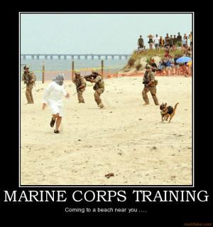 marine-corps-training-marines-beach-arabs-dog-demotivational-poster ...