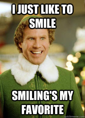 "Meme: Will Ferrell ""Elf"""