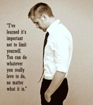 ... RyanGosling quotes   handsome guys picture handsome quotes