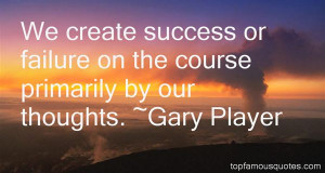 Gary Player Quotes Pictures
