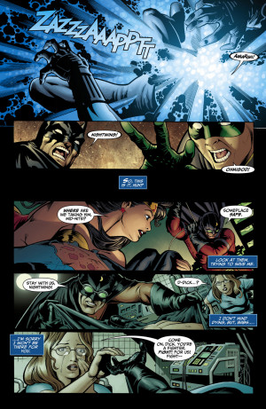 Related Pictures nightwing year one dc comics database