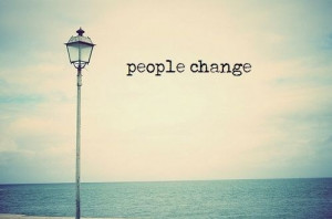 change, changing, hurt, lamp, ocean, people change, quote, typography