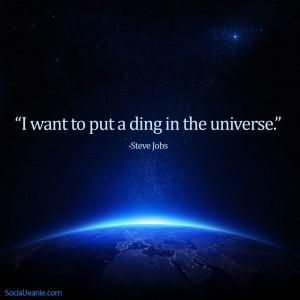 Universe Quotes...