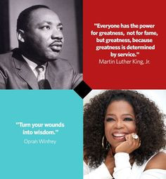Found a few quotes to read during Black History month, More