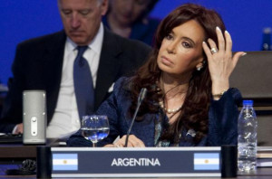 Cristina Fernandez de Kirchner - Latest Headlines - UPI.com - UPI.com