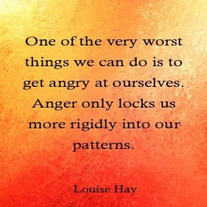 Believe in yourself. Anger. Quote.