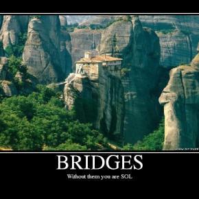 Bridges Funny