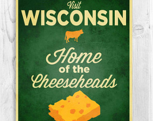... Wall Art, Cheesehead Quote, Kitchen Decor, Kitchen Quote 11 x 14