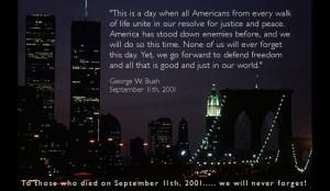 11 Quotes Bush