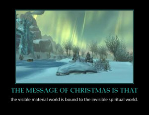 CHRISTMAS MESSAGE-BEAUTIFUL-INSPIRATIONAL