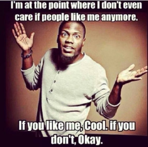 Kevin Hart is hilarious.