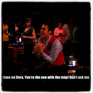 Crazy Steve Drake And Josh Quotes