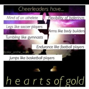All Star Cheerleading Quotes And Sayings Cheer leading quotes