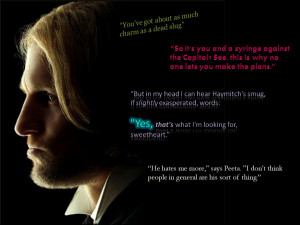 Haymitch Quotes Sassy Credited
