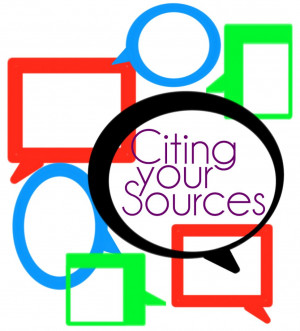 Are you citing sources for your blog? Giving a shout-out to the ...