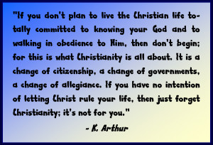 Great Christian Quotes from VoiceArt