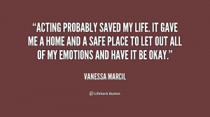 Safe Place Quotes Picture