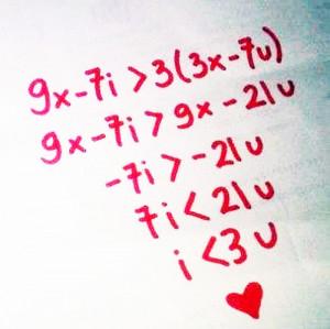 love math2