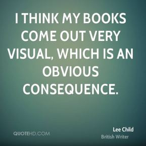 Lee Child Quotes