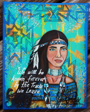 Native American Quotes The beautiful quote