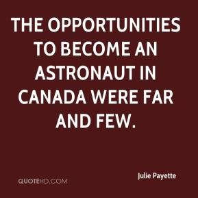 Julie Payette Top Quotes