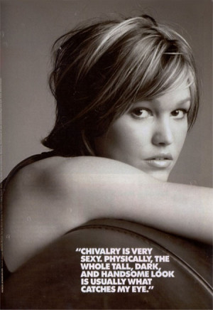 Image search: Julia stiles short hair prom 2