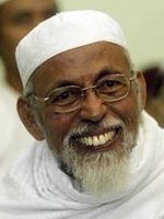 Abu Bakar Bashir Terror Trial Continues in Jakarta