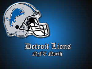 Detroit Lions Full Screen