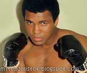 Top 10 Unforgettable Muhammad Ali Quotes by Alltime10s