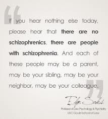 The facts: What is schizophrenia?