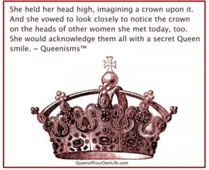 Every Woman Wears a Crown | Fall in Like with YOU » Queens in Crowns
