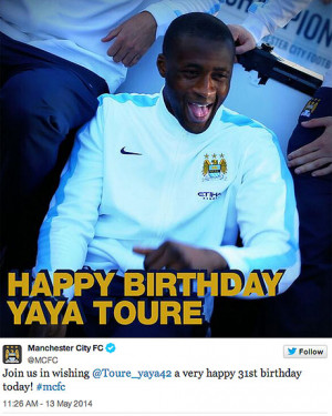 Yaya Toure considering leaving Manchester City 'because the club ...