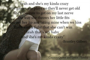 she's my kinda crazy ♥♥