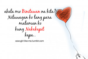 Inspirational Love Quotes Tagalog. English Motivational Quotes. View ...