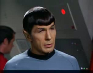 Mr. Spock Quotes and Sound Clips