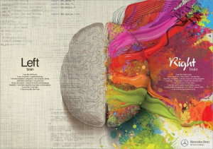 Are you a left brain or right brain?