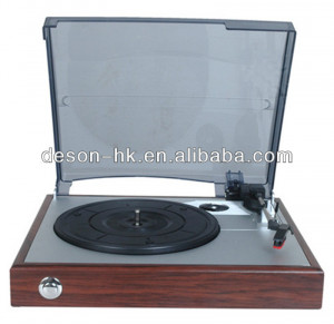 Like A Vinyl Record