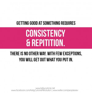Consistency Is Key} Mid Week Fitspo + Inspiration! | Storybook ...