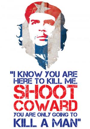 Che Guevara tshirt graphic design