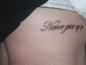inspirational short quotes tattoos inspirational quotes of inspiration ...