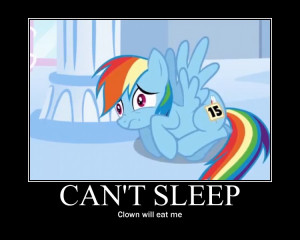Funny Rainbow Dash Quotes Rainbow dash motivational by