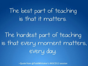 Teaching Quotes
