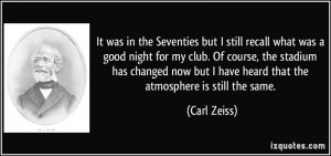 More Carl Zeiss Quotes