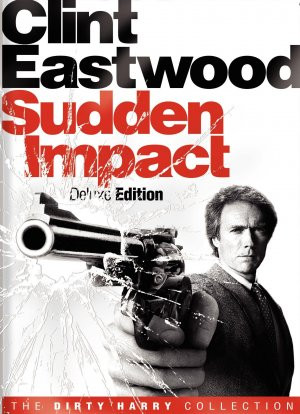 Sudden Impact Dvd cover