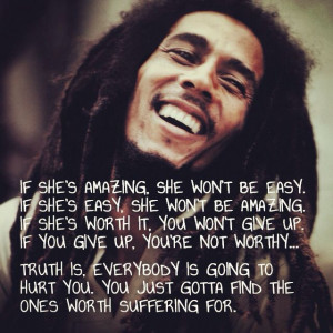 bobmarley #quote #dating #advice #love