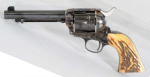 Colt 45 Army Revolver