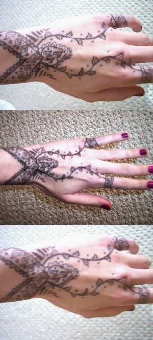 Henna Tattoo Meaning: Henna Tattoo Quotes. QuotesGram