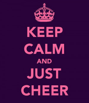 Cheer Quotes About Life