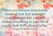 Inspirational Quotes / by Twin Flame and Soulmate Signs