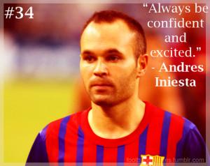 Andres Iniesta Quotes Tumblr Description & Info